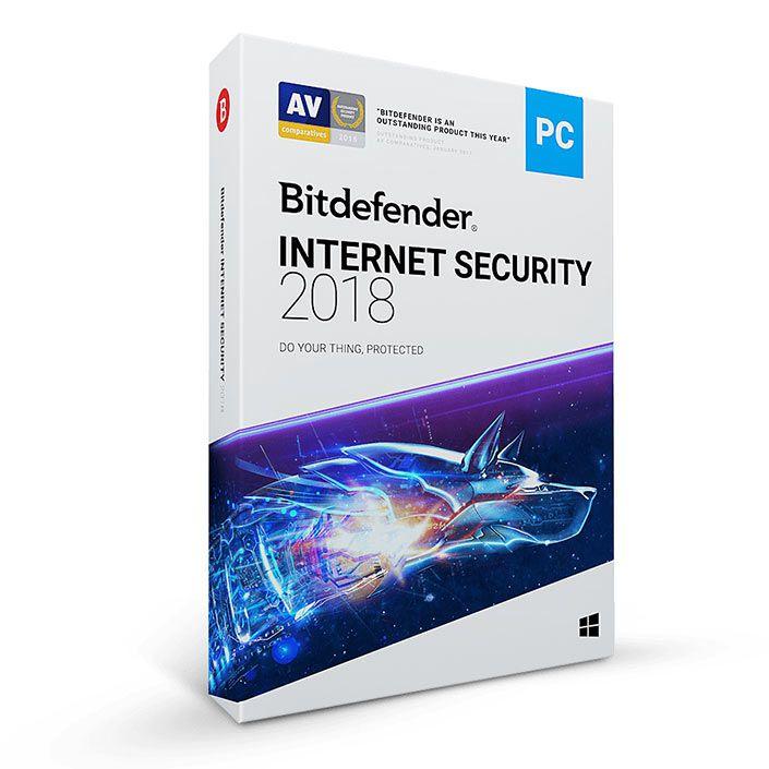 فروش لایسنس اورجینال بیت دیفندر اینترنت سیکوریتی