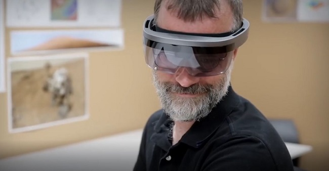 هدست واقعیت مجازی HoloLens vNext